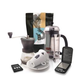 Cafetière Compleet Pakket (Slow Coffee)