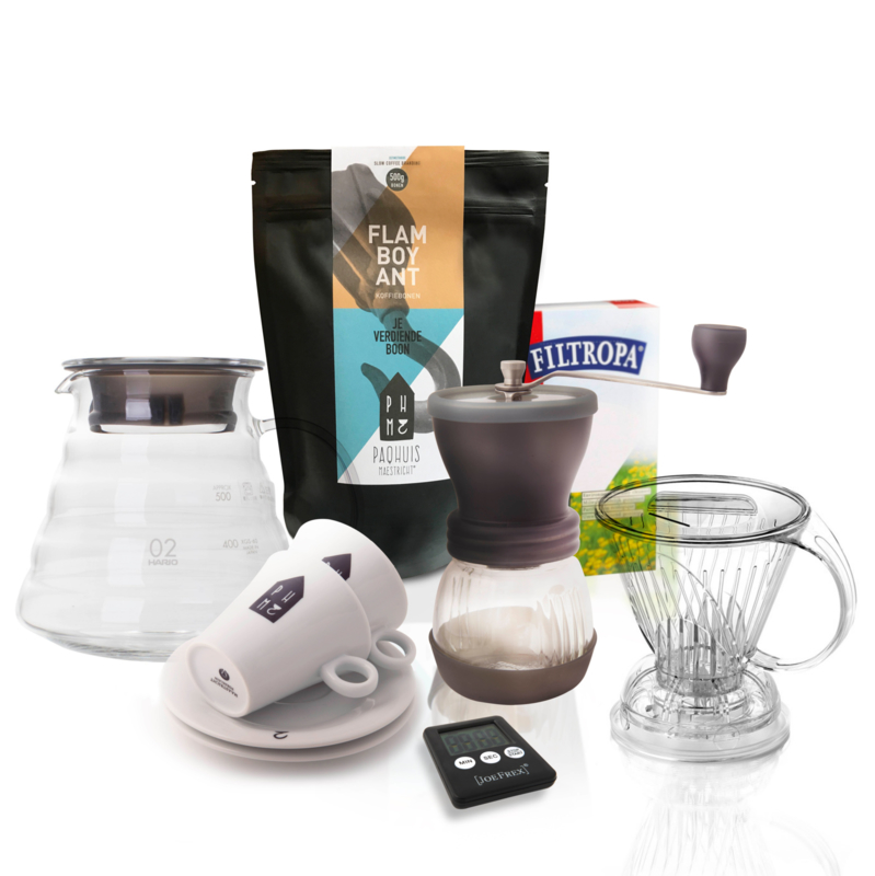Clever Compleet Pakket (Slow Coffee)