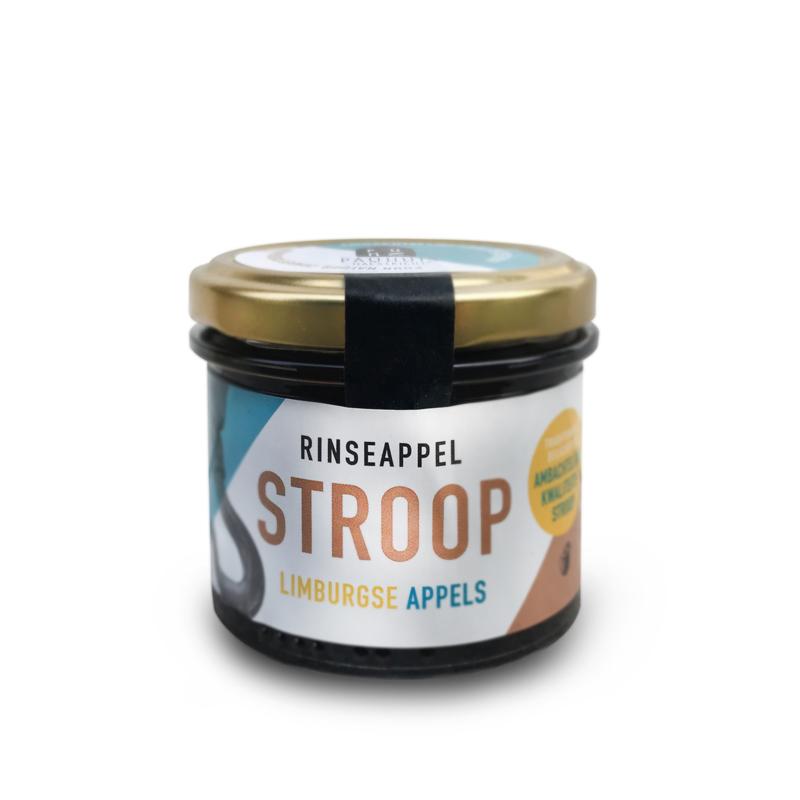 Paqhuis Rinse appelstroop - 125 gram
