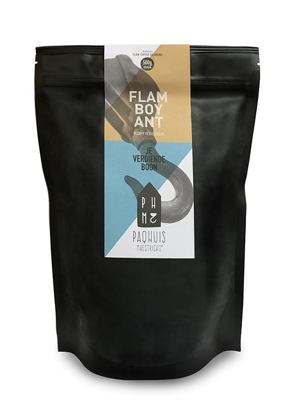 Flamboyant Slow Coffee bonen 500 gram