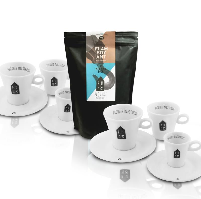 Espresso Compleet Pakket (Espresso Coffee)