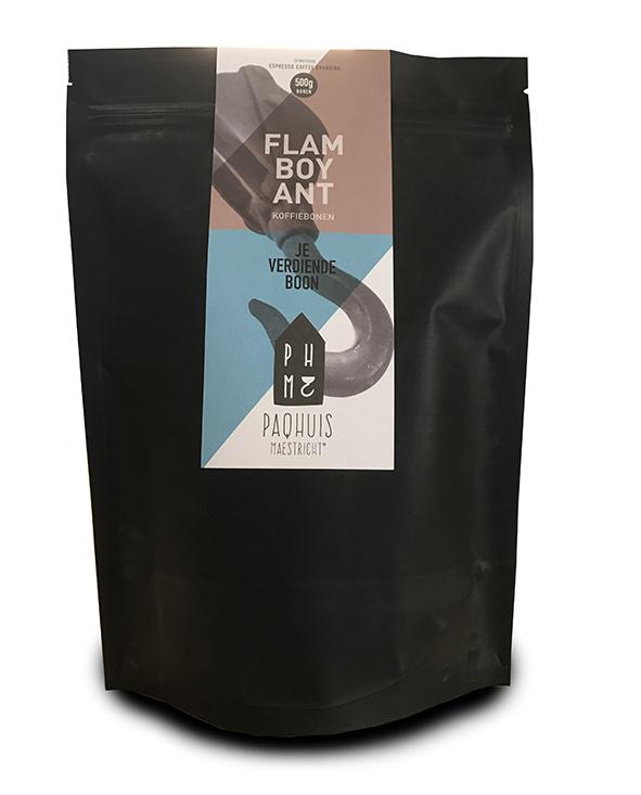 Flamboyant Espressobonen 500 gram