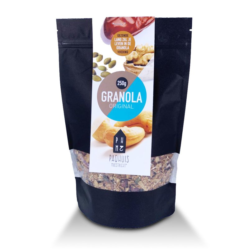 Home made Granola original - 250 gram