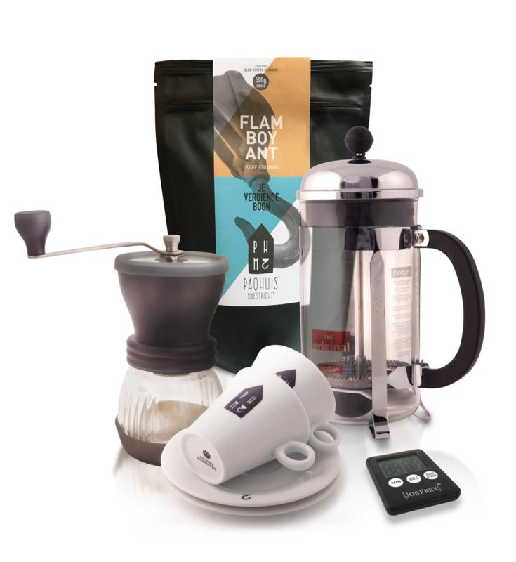 Cafetière Medium Pakket (Slow Coffee)