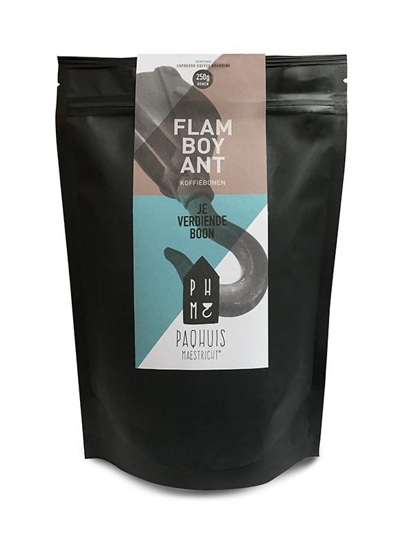 Flamboyant Espressobonen 250 gram