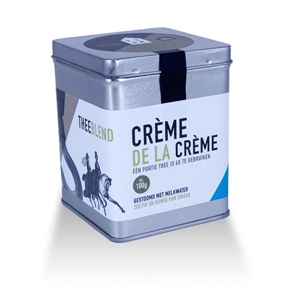 Paqhuis Thee Crème de la Crème blik 100 gram