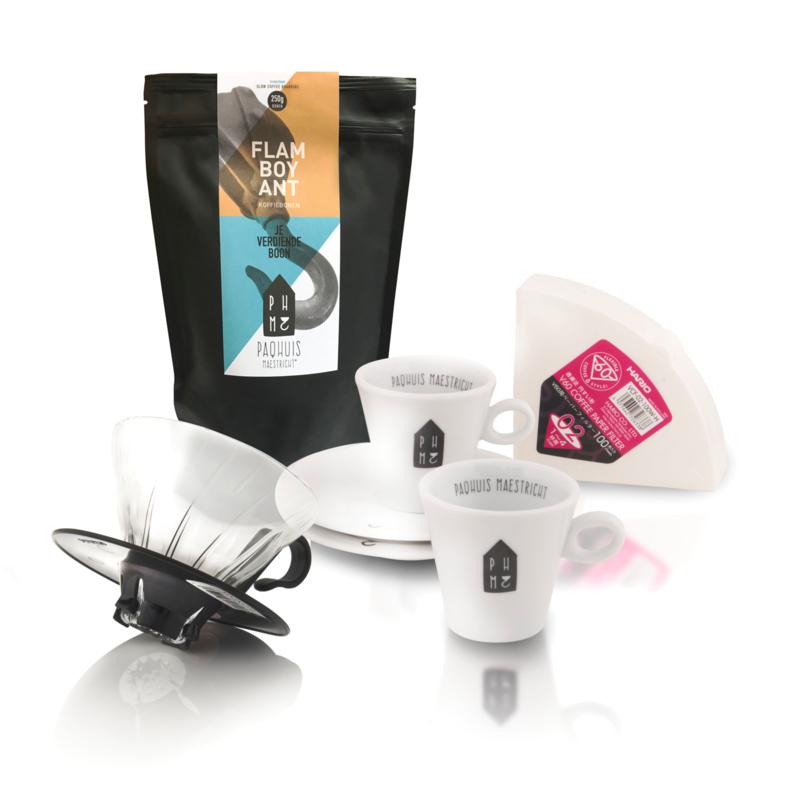 Hario Small Pakket (Slow Coffee)