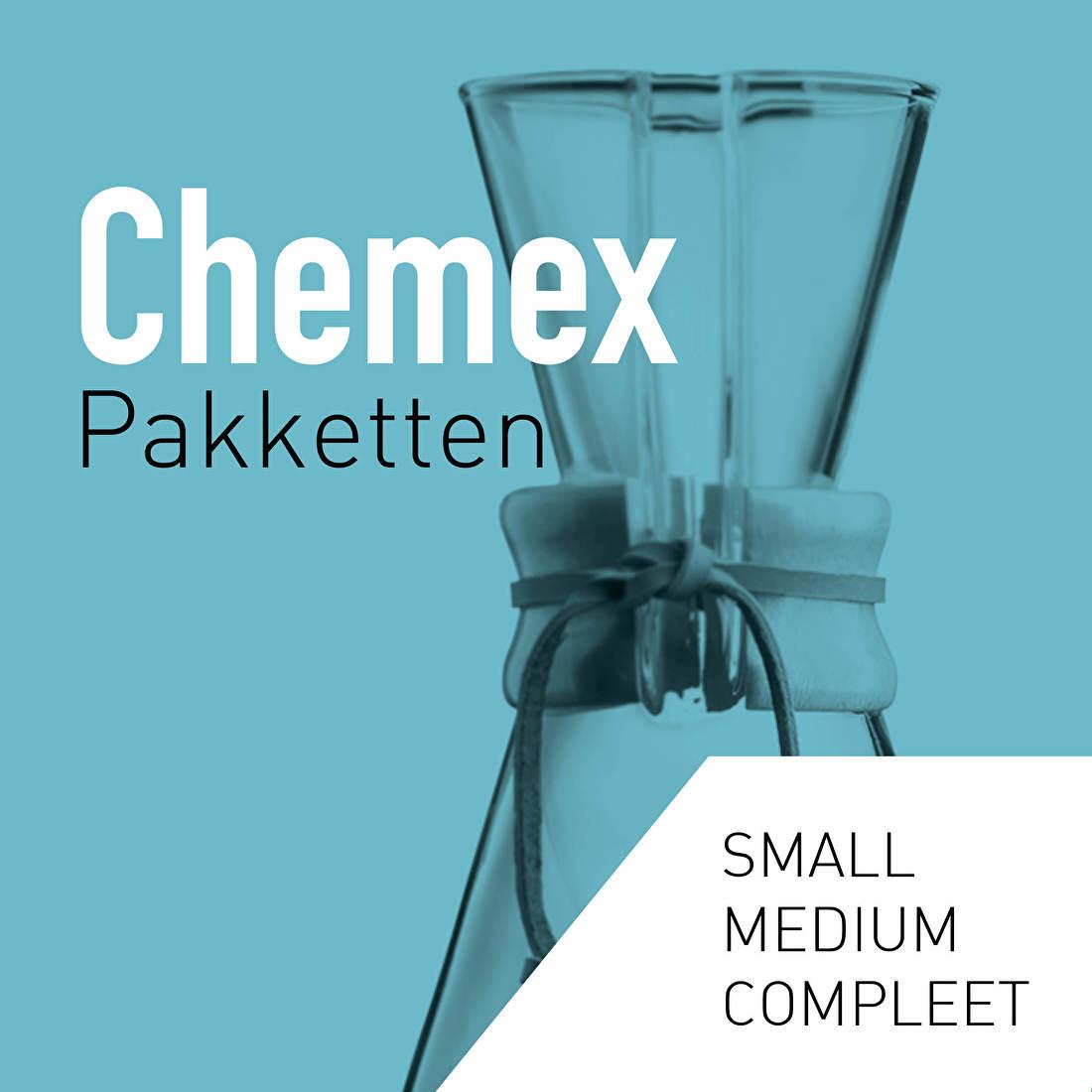 chemex pakketten