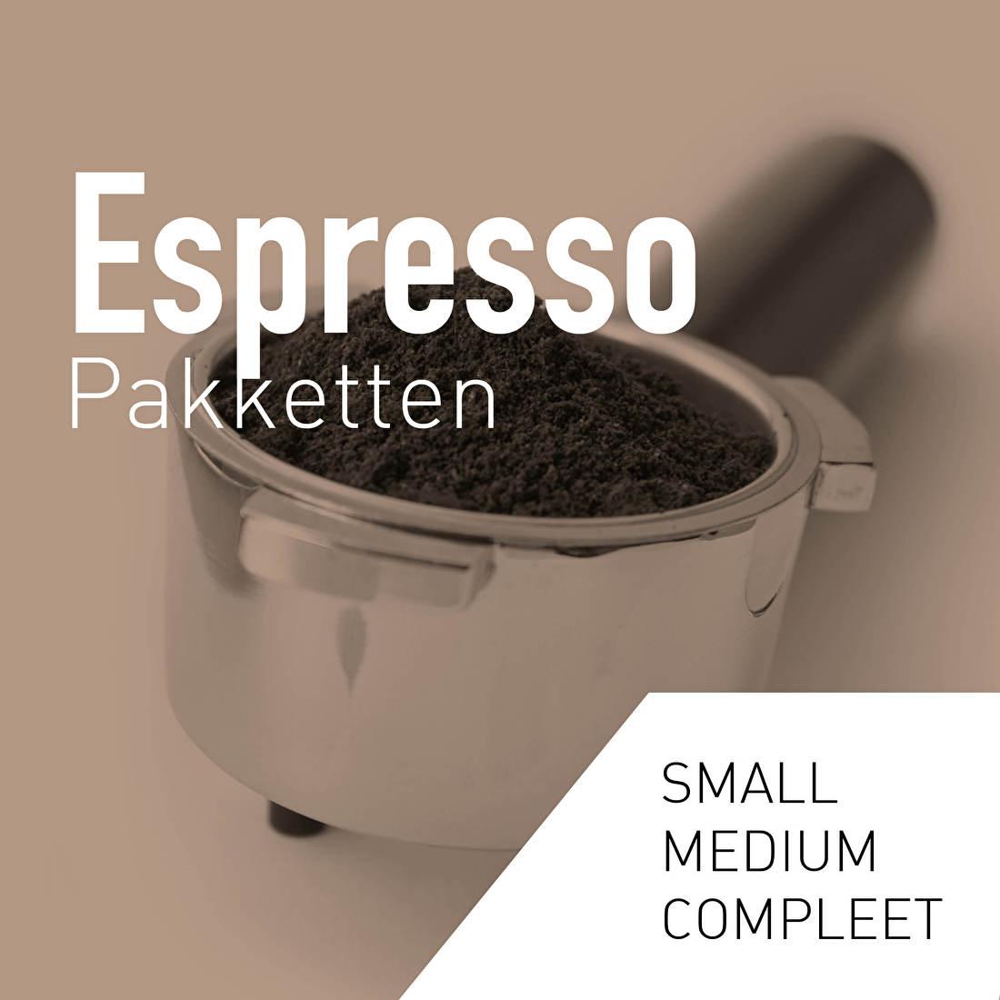 espresso pakketten