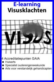 E-learning visusklachten M12 voor huisartsen