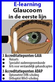 E-learning Glaucoom
