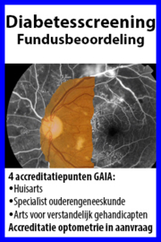 Grader diabetes digitale fundusscreening 4 uur 25 mei 2020