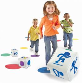 Ready - Set - Move! Bewegend leren (school activiteiten set)