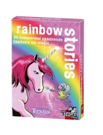 Rainbow stories - 50 betoverend spannende raadsels (8+ jaar)