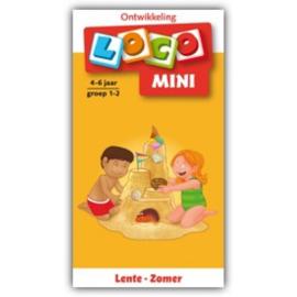 Loco Mini - groep 1/2 - Seizoenen: Lente Zomer