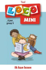 Loco Mini - groep 3 - Ik kan lezen