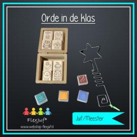 Orde in de klas