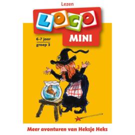 Loco Mini - groep 3 - Meer avonturen van Heksje Heks