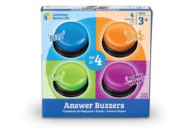 Antwoord buzzers (set van 4)