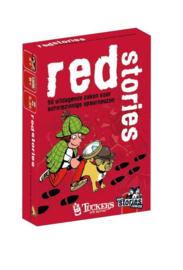 Red stories - 50 uitdagende zaken voor scherpzinnige speurneuzen (8+ jaar)