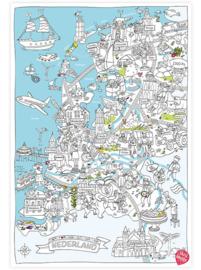 Mappy Klapper van Nederland