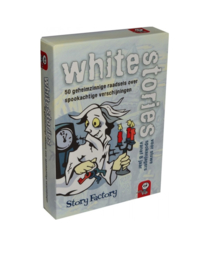 White stories - 50 spookachtige raadsels (8+ jaar)