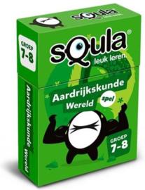 Squla Aardrijkskunde Wereld
