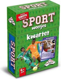 Weetjes kwartet - Sport