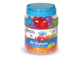 Snap-n-Learn™ ABC Elephants
