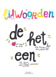 A3 poster - Taal - de Lidwoorden