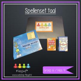 Spellenset Taal /spellin groep 6