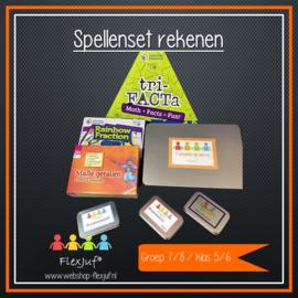 Spellenset Rekenen XL groep 7/8