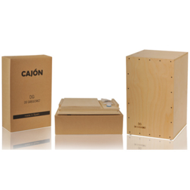 Cajon Creativo bouwpakket: bouw je eigen Cajon!