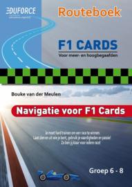 F1 cards - Routeboek (Handleiding leerkracht)