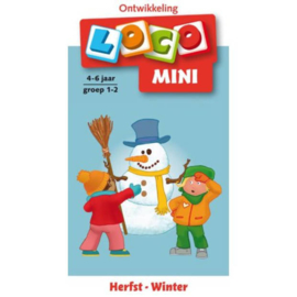 Loco Mini - groep 1/2 - Seizoenen: Herfst Winter