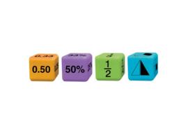 XL Equivalentendobbelstenen (4x4x4 cm)