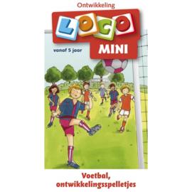 Loco Mini - vanaf 5 jaar - Voetbal: ontwikkelingsspelletjes