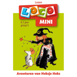 Loco Mini - groep 3 - Avonturen van Heksje Heks