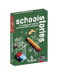 School stories - 50 uitdagende zaken voor scherpzinnige speurneuzen (8+ jaar)