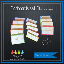 Flashcards set M