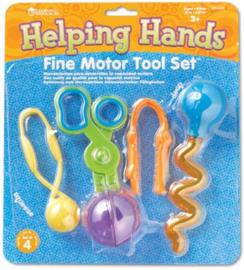 Helpende handjes: fijne motoriek (set van 4)