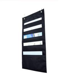 Hangtas voor A4-papier, 5 vakken