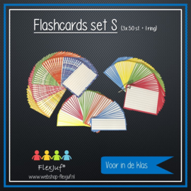 Flashcards set S