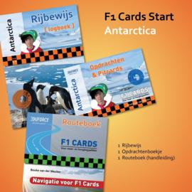 F1 cards - Start set