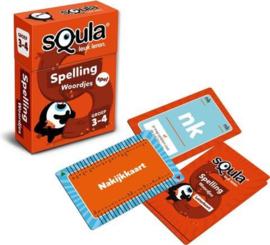 Squla Spelling - Woordjes