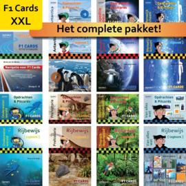 F1 cards XXL - Het totale pakket