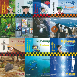 F1 cards - Rijbewijs (per 5 stuks)