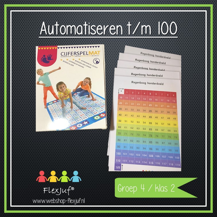 Automatiseren t/m 100
