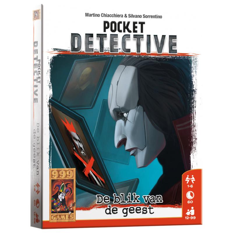 Pocket Detective: De blik van de geest - Breinbreker