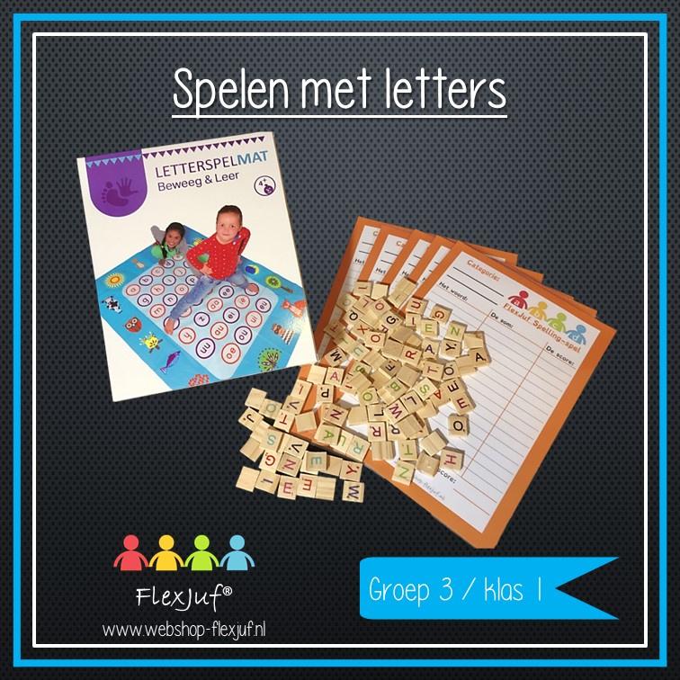 Spelen met letters